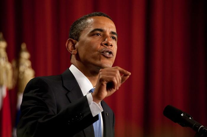 Washington n'intensifiera pas les frappes en Syrie