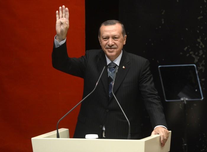 Le président turc, Recep Erdogan, joue avec le feu