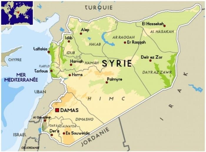 La coalition internationale a-t-elle frappé l'armée d'el-Assad