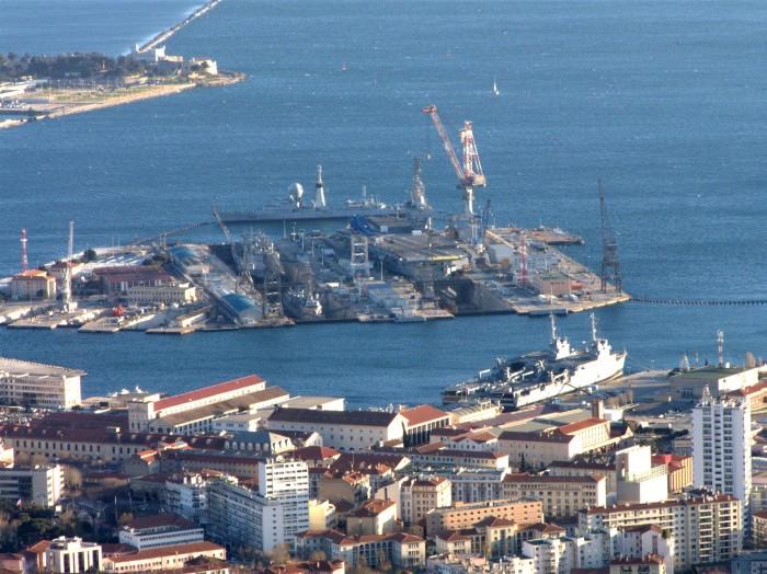Attentat déjoué à Toulon