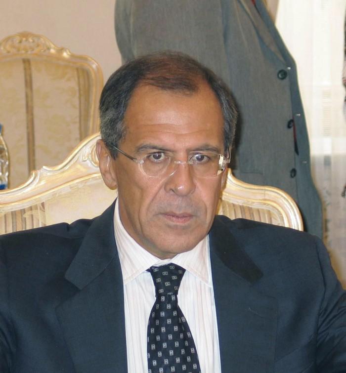 Sergueï Lavrov hausse le ton