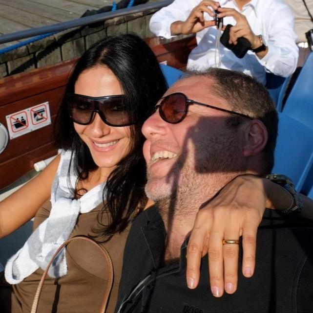 Claudia Shehadeh Misleh Chehade et son mari Habib Shehadeh