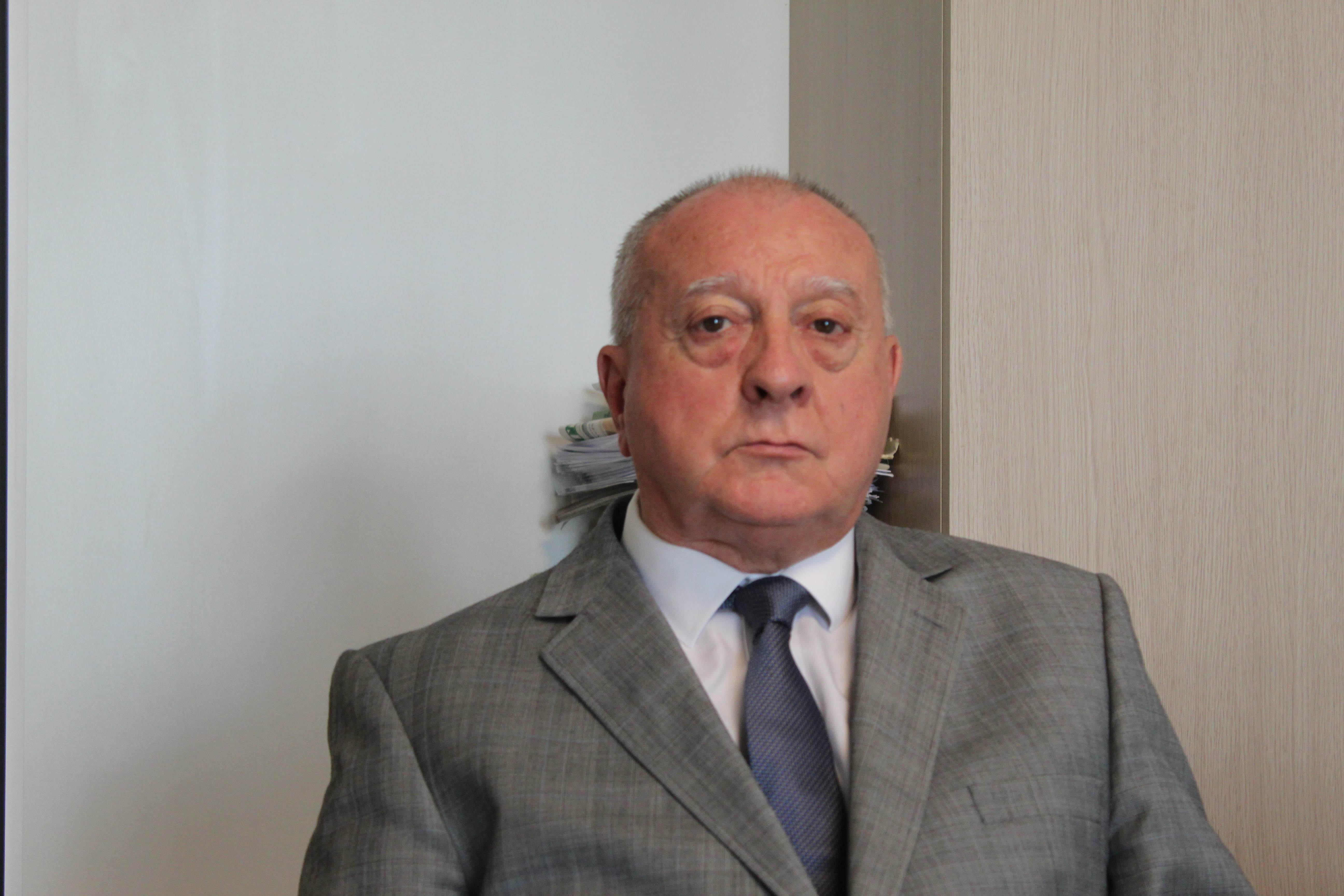 Charles Saint-Prot (Photo : DR).