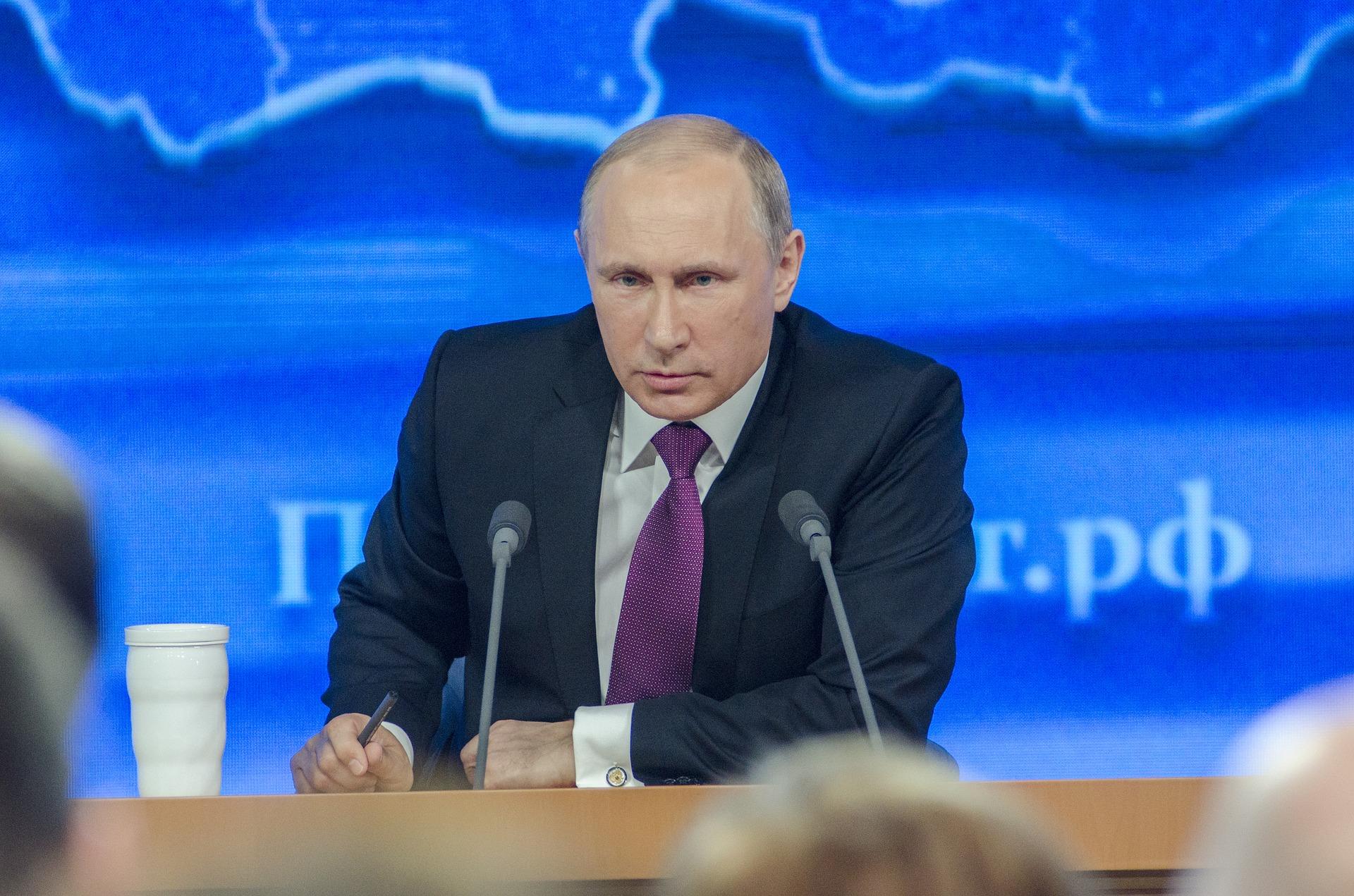 Poutine a-t-il réussi à séduire les dirigeants africains réuni à Sotchi ? (Photo : Pixabay)